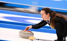 Женская сборная России по керлингу обыграла команду Китая на ЧМ в Дании