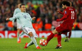 «Ливерпуль» обыграл «Баварию» и вышел в 1/4 финала Лиги чемпионов