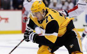 Малкин набрал 1000-е очко в регулярных чемпионатах НХЛ