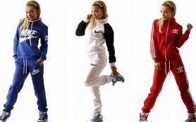 Женские спортивные костюмы. Стильные модели не только для занятий спортом!