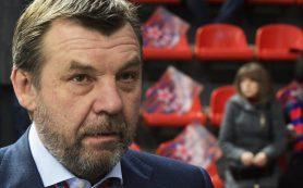 Олег Знарок стал главным тренером хоккейного «Спартака»