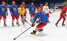 Сборная России отменила ледовую тренировку перед матчем с итальянцами