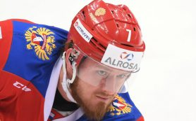 Телегин заменит Капризова в составе сборной России на матч с Латвией