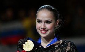 Олимпийская чемпионка Загитова возглавила рейтинг фигуристов