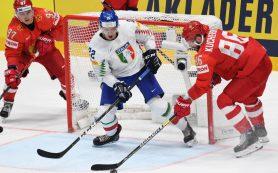 Сборная России по хоккею одержала свою крупнейшую победу в истории