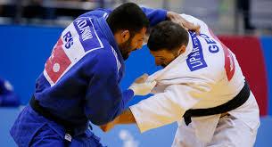 Российский дзюдоист Адамян выиграл золото Европейских игр