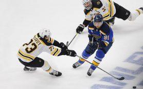 Среди «акул» и «медведей»: «Сент-Луису» предстоит решающий матч в НХЛ