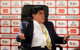 Марадона опроверг слухи о наличии симптомов болезни Альцгеймера