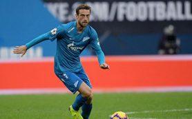 Маркизио близок к расторжению контракта с «Зенитом»