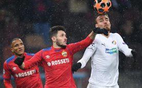 Защитник ЦСКА продолжит карьеру в «Крыльях Советов»