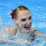 Ромашина завоевала 20-ю золотую медаль на ЧМ по водным видам спорта