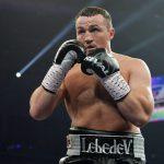 Экс-чемпион мира по боксу Денис Лебедев завершил карьеру