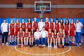 Женская сборная России отправилась на чемпионат Европы
