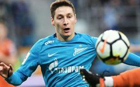 Семак: Кузяев работает в общей группе перед матчем с «Краснодаром»