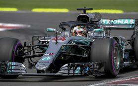 Хэмилтон — лучший на первой тренировке Гран-при Венгрии «Ф-1», Квят — 13-й