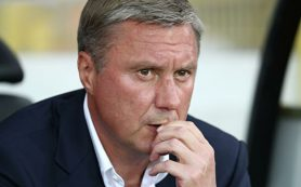Хацкевич уволен с поста главного тренера «Динамо»