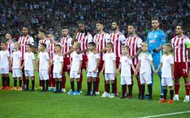 «Краснодар» проиграл «Олимпиакосу» и вылетел из Лиги чемпионов