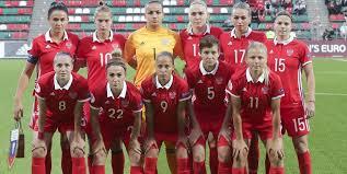 Женская сборная России поднялась на 24-е место в рейтинге ФИФА