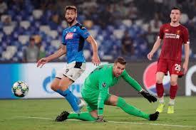 «Ливерпуль» начал защиту титула с поражения в Неаполе