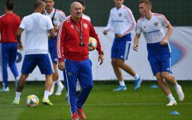 Cтанислав Черчесов назвал состав на отборочные матчи чемпионата Европы