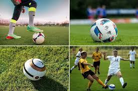 Выбор профессионального футбольного мяча