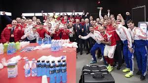 Российская сборная крупно обыграла Шотландию