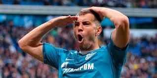 Дзюба признан лучшим футболистом РПЛ в октябре