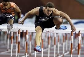 Шубенков завоевал серебро чемпионата мира в беге на 110 метров с барьерами
