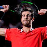 Российский теннисист Карен Хачанов поднялся на одну позицию в рейтинге АТР