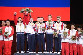 Команда — золото!