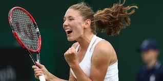 Александрова вышла во второй круг турнира в Линце