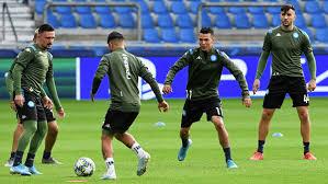 «Наполи» оштрафует футболистов за отказ от тренировок