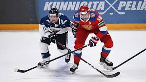 Сборная России по хоккею уступила финнам на старте Кубка Карьяла