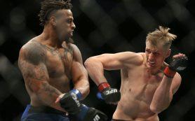 В России прошел третий турнир под эгидой UFC