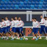 Полузащитник сборной России Александр Головин не сможет помочь команде во встрече с Бельгией