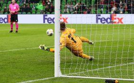 «Краснодар» в матче 5-го тура группового раунда Лиги Европы принимал «Базель»