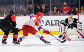 Молодежная сборная России сравняла счет в суперсерии с канадскими сверстниками