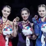 Определен состав участников ЧР по фигурному катанию в Красноярске
