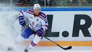 Форвард СКА Кетов будет капитаном сборной России