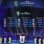 Стали известны составы групп на Кубок Америки-2020 по футболу