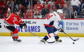 Овечкин получил награду за развитие хоккея в США