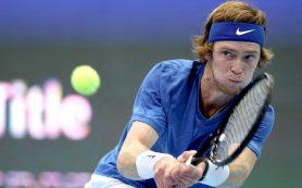 Победа Рублева над Федерером стала лучшим матчем сезона по версии АТР
