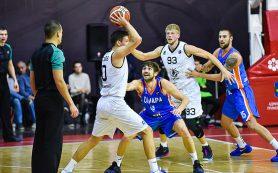 «Спартак-Приморье» захватил лидерство в чемпионате баскетбольной Суперлиги