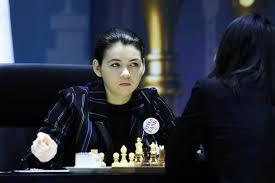 Горячкина вышла вперед в матче за шахматную корону с Цзюй Вэньцзюнь