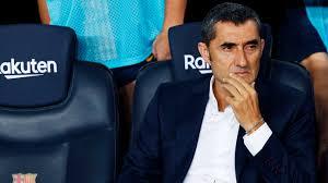 Кике Сетьен сменил Вальверде на посту главного тренера «Барселоны»