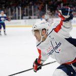 """Лидер и капитан """"Вашингтона"""" Александр Овечкин признан первой звездой недели в НХЛ"""