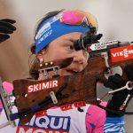 Тренеры сборной России по биатлону назвали состав на этап КМ в Поклюке