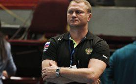 Кокшаров покинул пост главного тренера сборной России по гандболу