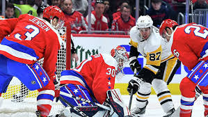 «Вашингтон» проиграл «Питтсбургу» в матче НХЛ