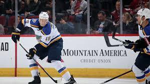 Хоккеист «Сент-Луиса» перенес сердечный приступ во время матча НХЛ